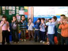 Danses del món a Educació Infantil
