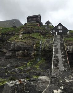 Somewhere on the Faroe Islands