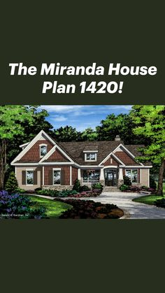 Cottage House Plans, Country House Plans, Best House Plans, Cottage Homes, House Floor Plans, Unique Small House Plans, Cottage Exterior, Farmhouse Plans, House Rooms