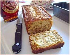 Cake aux flocons d'avoine et au sirop d'érable - La petite pâtisserie d'iza