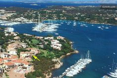 Holiday House in Porto Cervo with beach/lake nearby and jacuzzi/hot tub