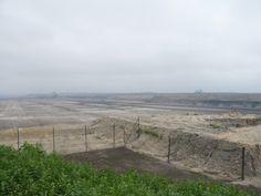 Am Tagebau Welzow