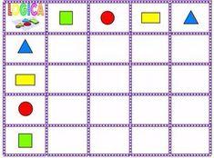 Gifted Education, Kids Education, Math 4 Kids, Sudoku, Brain Teasers For Kids, Shape Games, Math Problem Solving, Logic Puzzles, Preschool Crafts