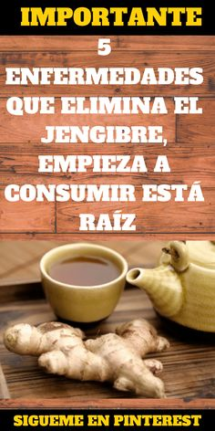 5 enfermedades que elimina el jengibre empieza a consumir está raíz – Noticias Internacionales Mugs, Tableware, Food, Protein Foods, Healthy Juices, How To Lose Weight, Natural Appetite Suppressant, Dinnerware, Tumblers