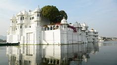 Lake Palace Hotel, Udaipur@Hotel by Kenzo*, via Flickr