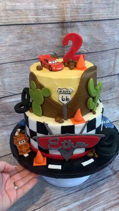 Disney Cars cake!