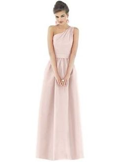 Lauren's Maid of Honor Dress - Alfred Sung D529