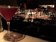 Portland City Grill, PDX. Best view, and great food - just appetizers or drinks for view of the city per gail