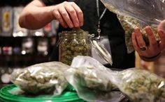 Study: Opioid use down in states with medical marijuana