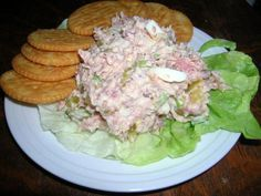 BEST HAM SALAD EVER!