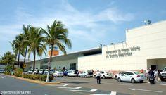 Aeropuerto de Puerto Vallarta www.puertovallarta.net/index-esp.html #vallarta #mexico #jalisco