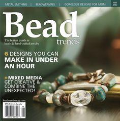 Bead Trends Magazine May 2012   Northridge Publishing