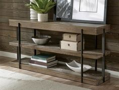 Riverside Furniture Gavin Console Table & Reviews | Wayfair
