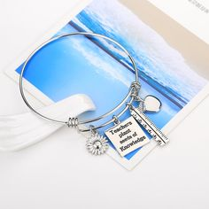 60899f48f Udobuy Teacher Bangle BraceletTeacher Gift Show Your Teacher Appreciation  Thank You Gifts for Teachers **