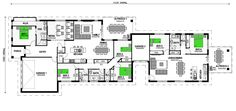 Granny Flat   In Law Plans   Pinterest   Sapatilhas    Avoca      BR Attached Granny Flat