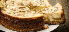 Jednoduchý banánový dort, který oslní každou návštěvu