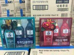 DLA韩国化妆店,吕洗发水2洗1户