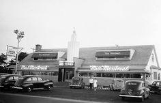 Restaurant Miss Montréal boul. Dérarie en 1947.