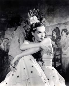 Lupe Velez.  Mexican Actress.