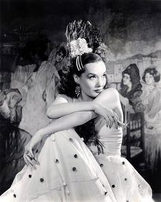 Lupe Velez.  Mexican Actress.