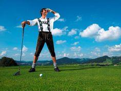 Bavarian Golfer !!