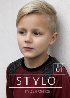Cool hairstyles for boys with peak | For boys | Pinterest