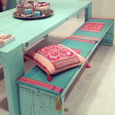 Showroom Boho-Gypset // by Chica Bonita