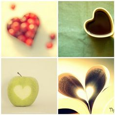Heart montage