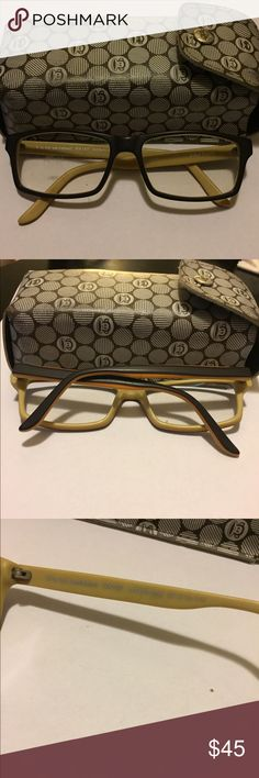 Paul Frank glasses Paul Frank prescription glasses you can buy frames and put your prescription lenses in!  Case included frames in good condition Paul Frank Accessories Glasses
