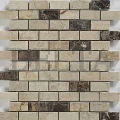 Valencia Polished Mosaic 2,3x4,8 cm (DG 3142)