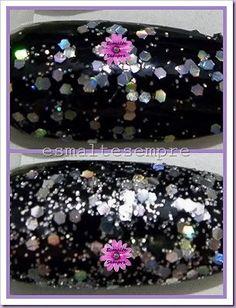 Brilho - Glitter Fullcolor  Ludurana X Disco Ball -Impala - Comparação