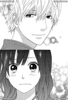 Ookami shoujo to kuro ouji #manga #shoujo