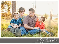 Family Session | photography by j. leigh Captures