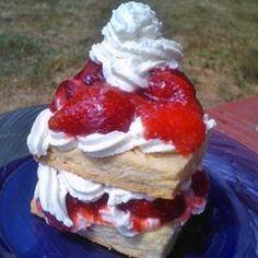 Scrumptious Strawberry Shortcake Recipe - Allrecipes.com