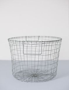 Round basket, large
