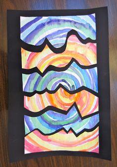 http://dalimoustache.blogspot.com/2012/01/warm-cool-design.html