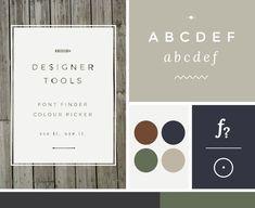 Design Resources : See it + Use it | Irene Victoria Design Studio
