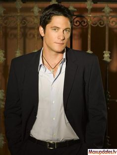 David Conrad- Jim Clancy from Ghost Whisperer -So sexy