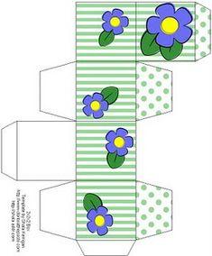 Caja fácil de hacer para san Valentín ~ lodijoella
