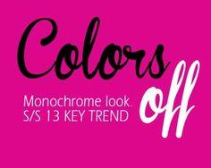 Colours off