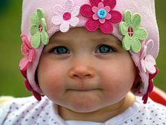 sweet!  I'll buy a beanie and embellish!!!