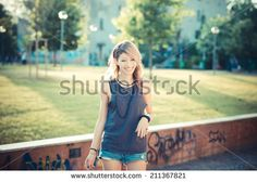 Milan, Italy - September 20: People During Milan Fashion Week In Milan, Italy On September, 20 2014. Eccentric And Fashionable People In The City During Fashion Week Wait For Models And Famous People Stock Photo 218560219 : Shutterstock