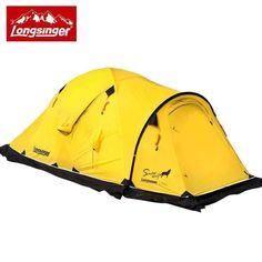 Longsinger Silicon ultra-light double layer winter tent  #women #dropbag #treatyourself #dontyouwantone #technology #geeks #coolstuff