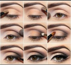 Learn how to do perfect eye makeup with these simple steps! #eyemakeup #eyetutorials #beauty #makeup #eyeshadows #tutorials