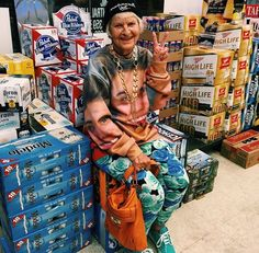 """Baddie Winkle fell in love with """"raver"""" clothes at age 87"""