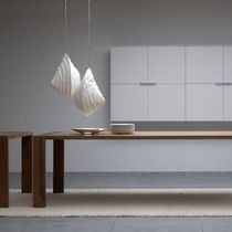 commercial wooden table EATON Ligne Roset Contracts