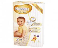 Huggies Подгузники Elite Soft Mega