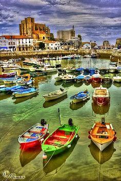 Castro Urdiales, Cantabria, España   A1 Pictures