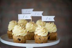 cupcakes I do - Winterzauber in Bronze und Altrosa von Hellbunt Events   Hochzeitsblog - The Little Wedding Corner