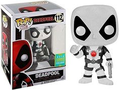 Funko POP! Deadpool Thumbs Up SDCC 2016 Summer Convention Exclusive #112